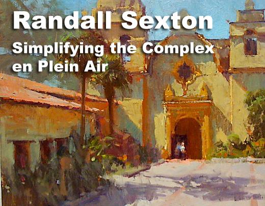 Randall Sexton Workshop