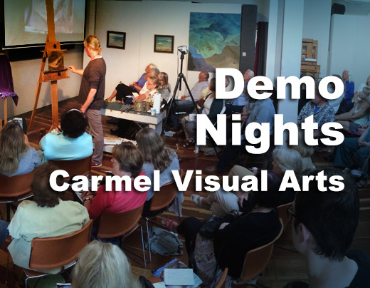 Painting Demonstration Nights