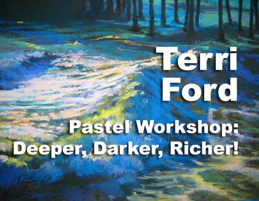 Terri Ford Pastel Workshop