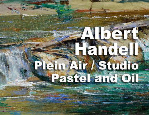 Albert Handell Carmel Workshop